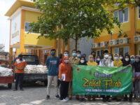 Zakat Fitrah SMA Negeri 3 Rembang